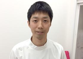 赤川店のスタッフ 清水 康司