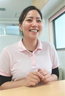 スタッフ 介護職員(デイサービスはなまるの湯 東田辺店)へのインタビュー